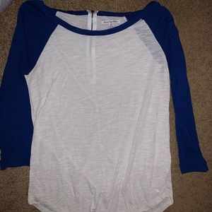 Two American Eagle long sleeves